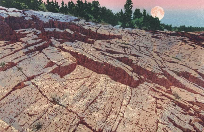 Acadian Moon