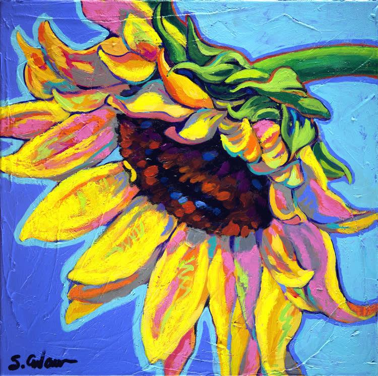Sunflower Bliss web