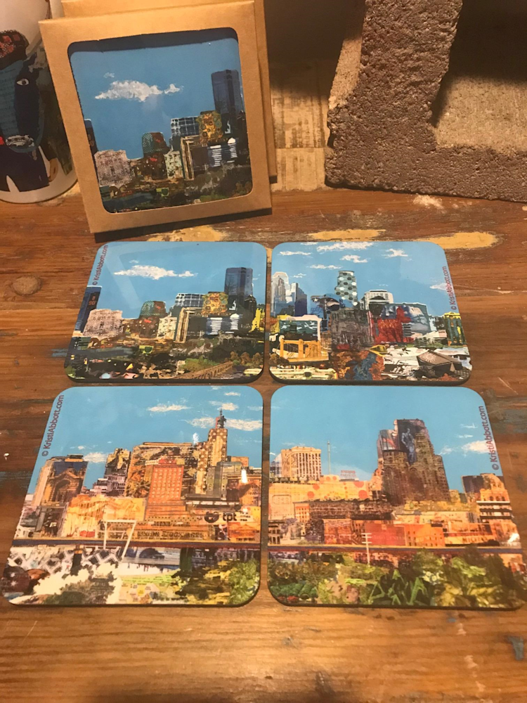 TWIN CITIES COASTERS