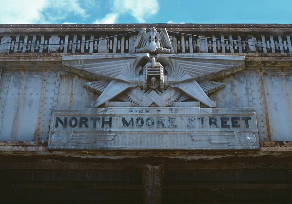 North Moore Street Washington
