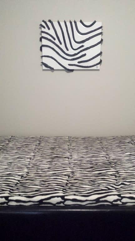 19 zebra stripes