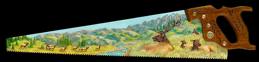 Elk Herd Overlook pf