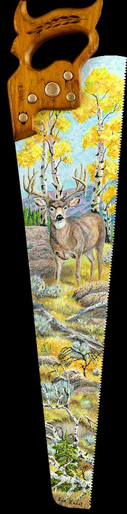 Mule Deer Aspen pf