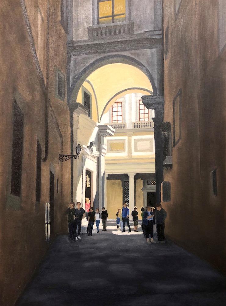 Uffizi Gallery, Florence 2019 WEB