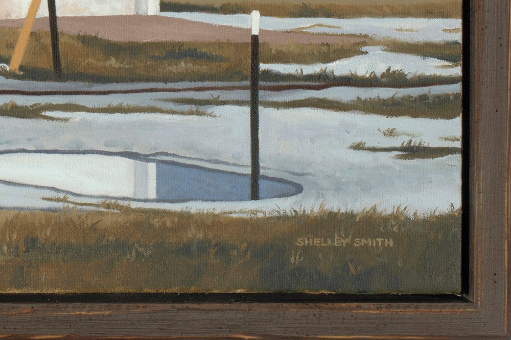 frontage road reflections orig frme shelley smith