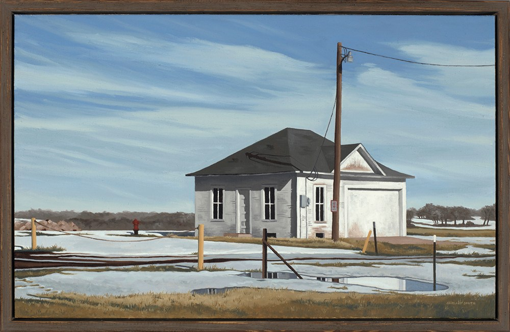 frontage road reflections orig shelley smith