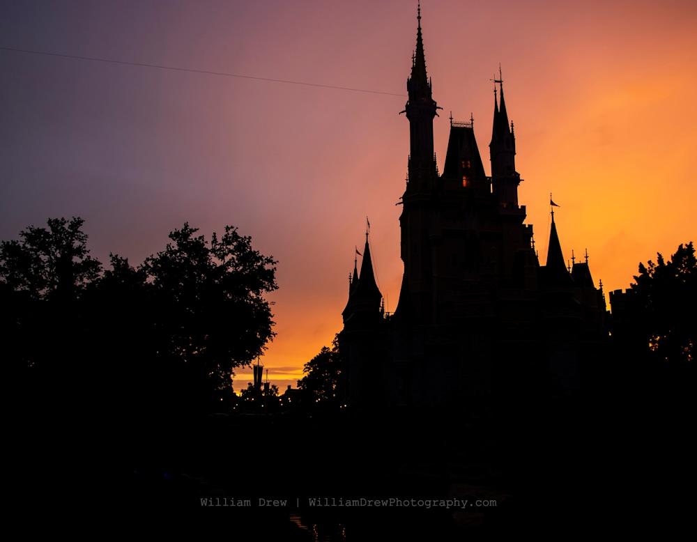 03 Mar Cinderella Castle Silhouette