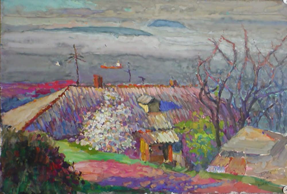 Reshchuk   Springtime in May 1000