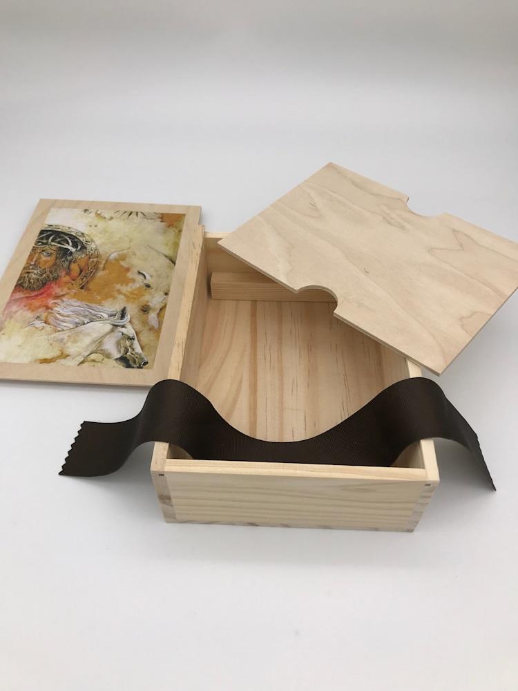"""Revelations 19"" Decorative  Box"