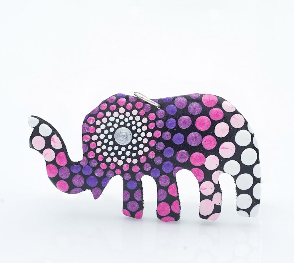 32A   Kid Elephant Pendant