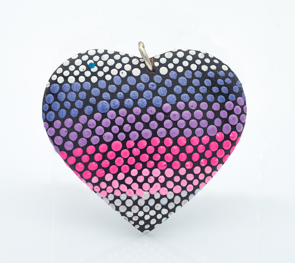 49A   Heart Pendant (A)