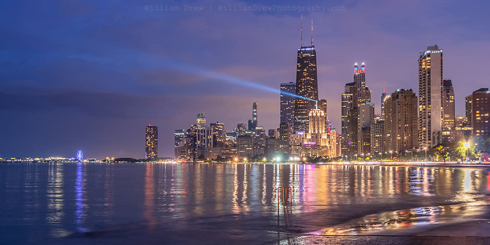 One Night in Chicago sm