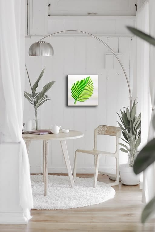 fern sample wall
