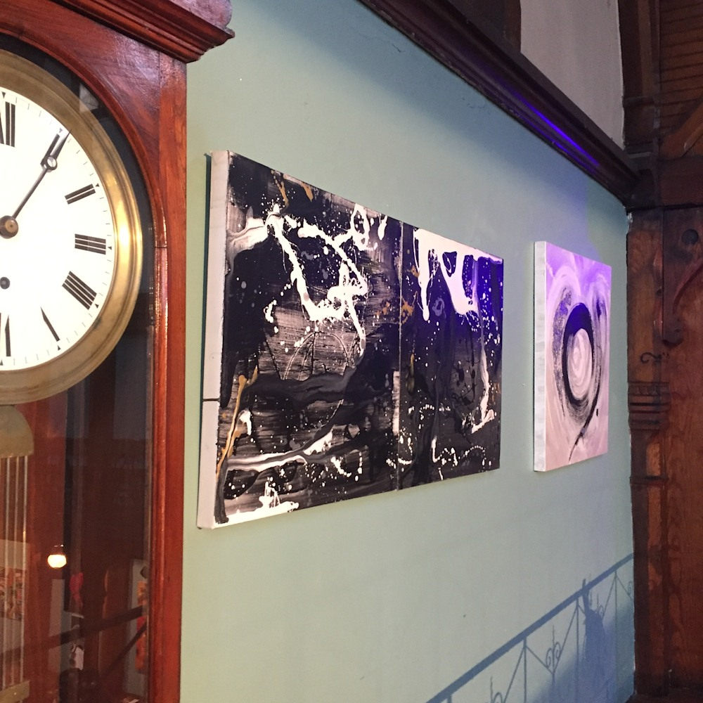 Bright Ideas After Midnight and Making A Wish Exhibition  BeaconNY Lesley Koenig