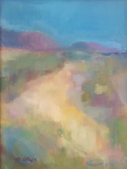 Connery Boyd Landscape Arizona Ease and Grace Thumbnail