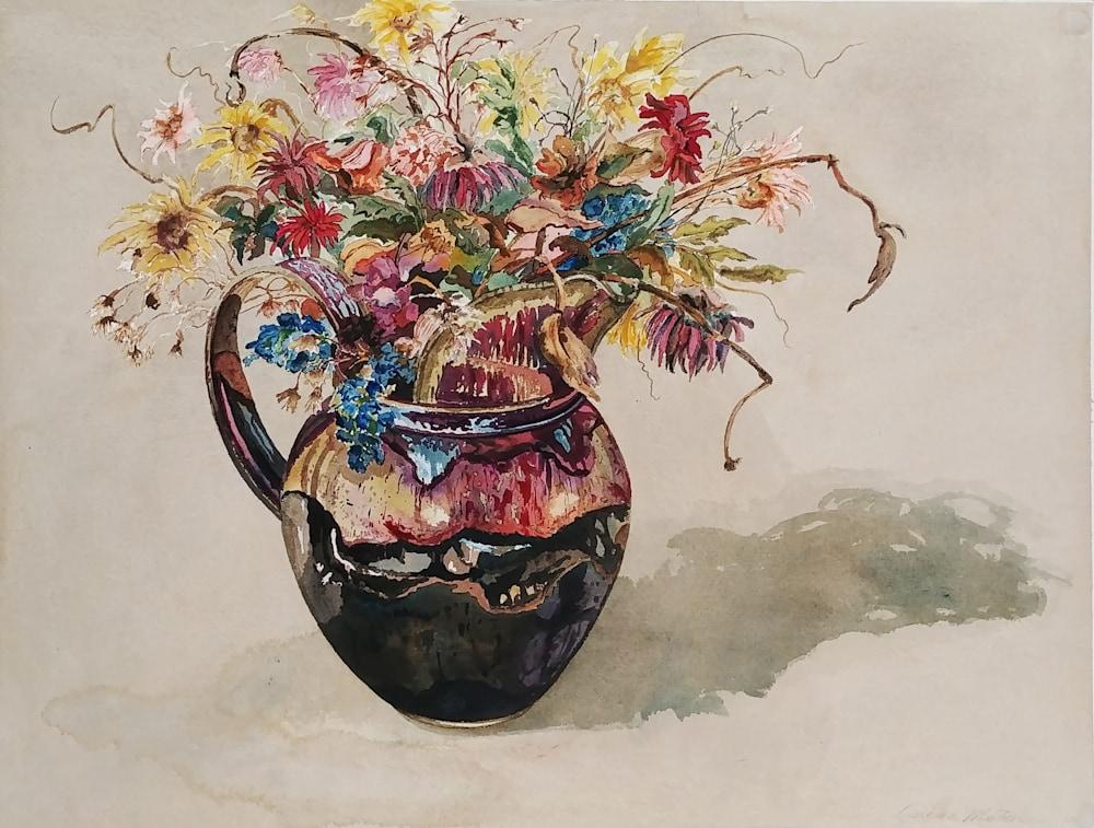 DeAnn Melton   Vase New