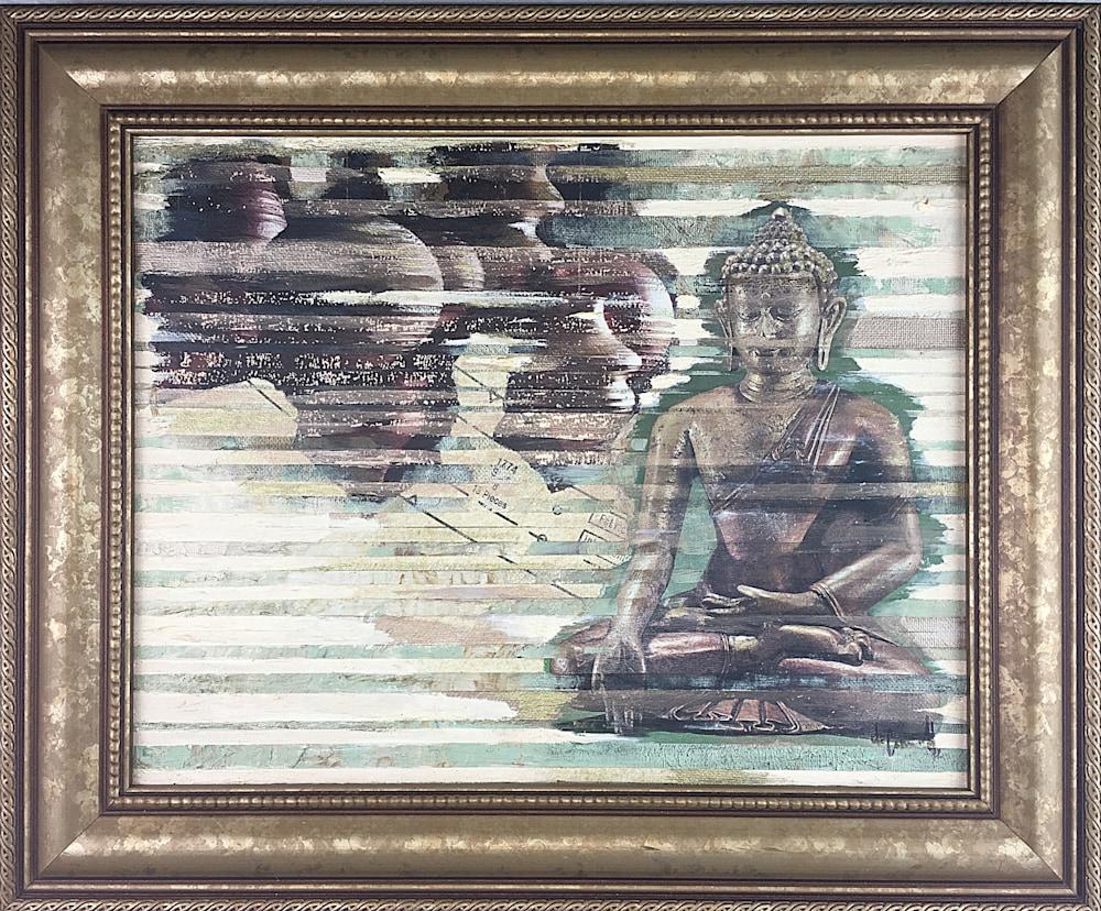 Seated Buddha2
