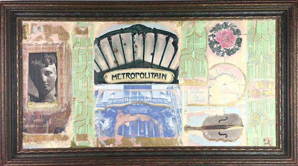 Metropolitain Redo825