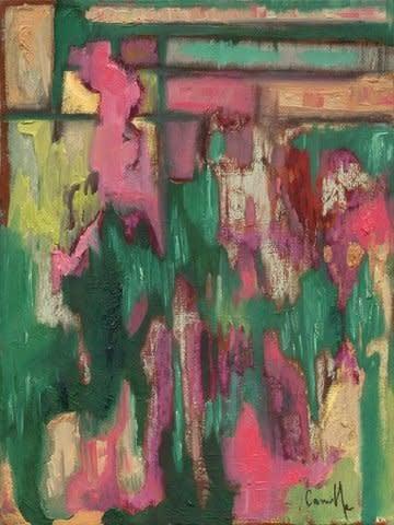Schectman ColorAbstract oil 12x16