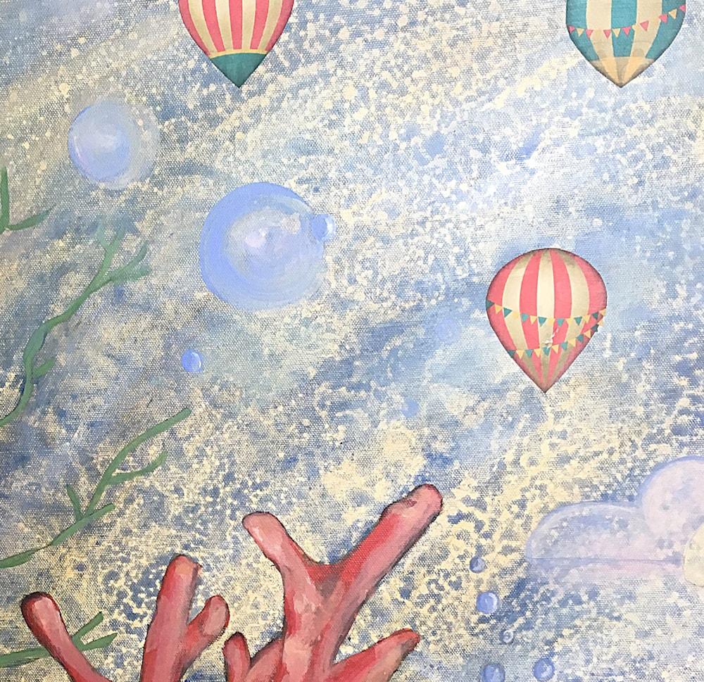 Floating UnderwaterCU1