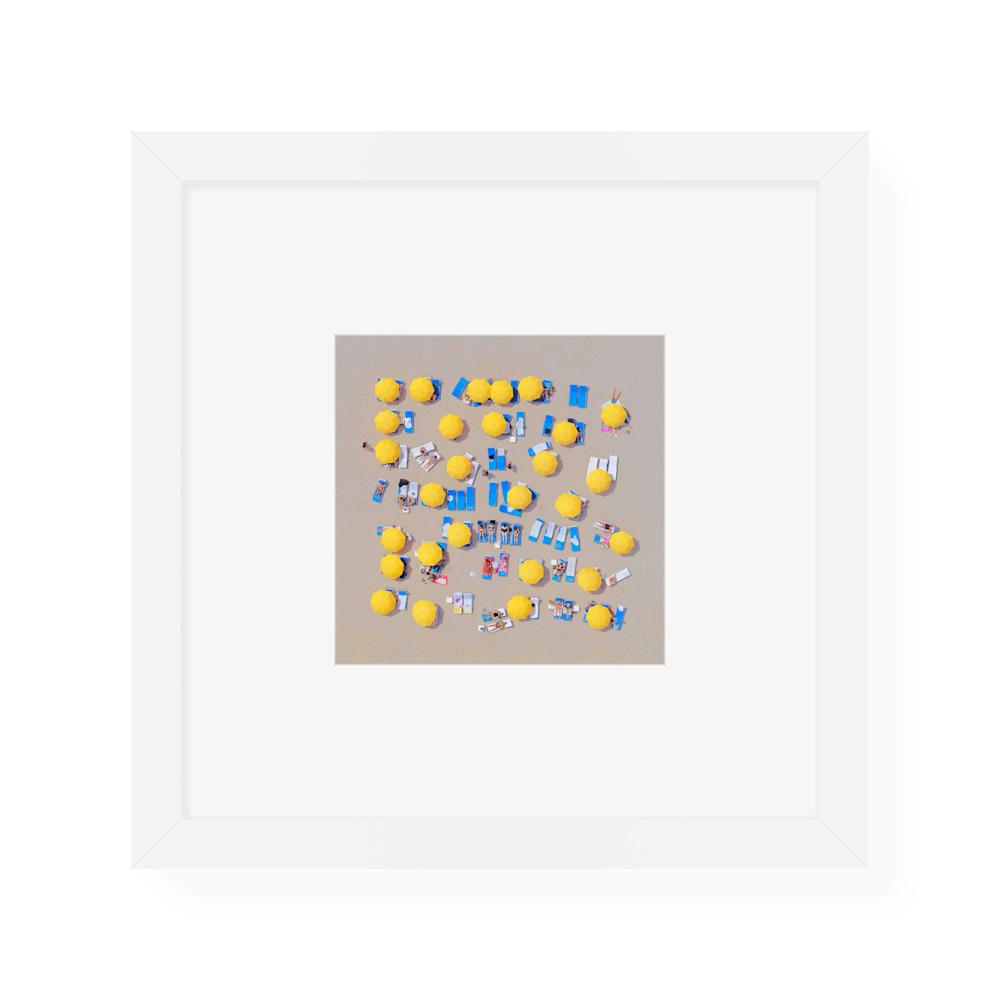 Yellow Umbrellas 11