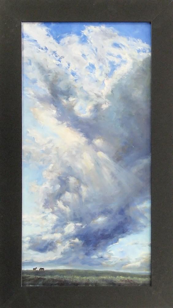 Susan Rose   Left Hand Series   Oil   12 X 24