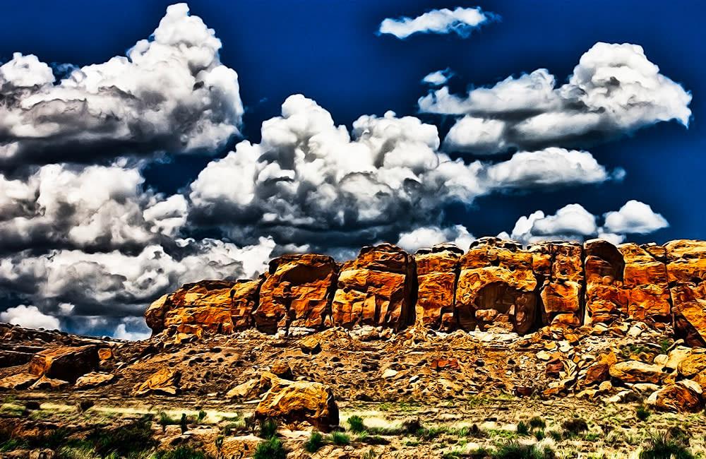 6582 Chaco Canyon 2 gatelock 2