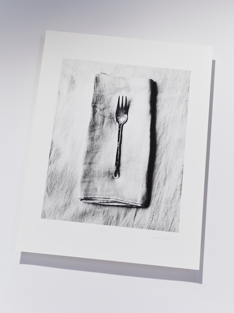 fork print
