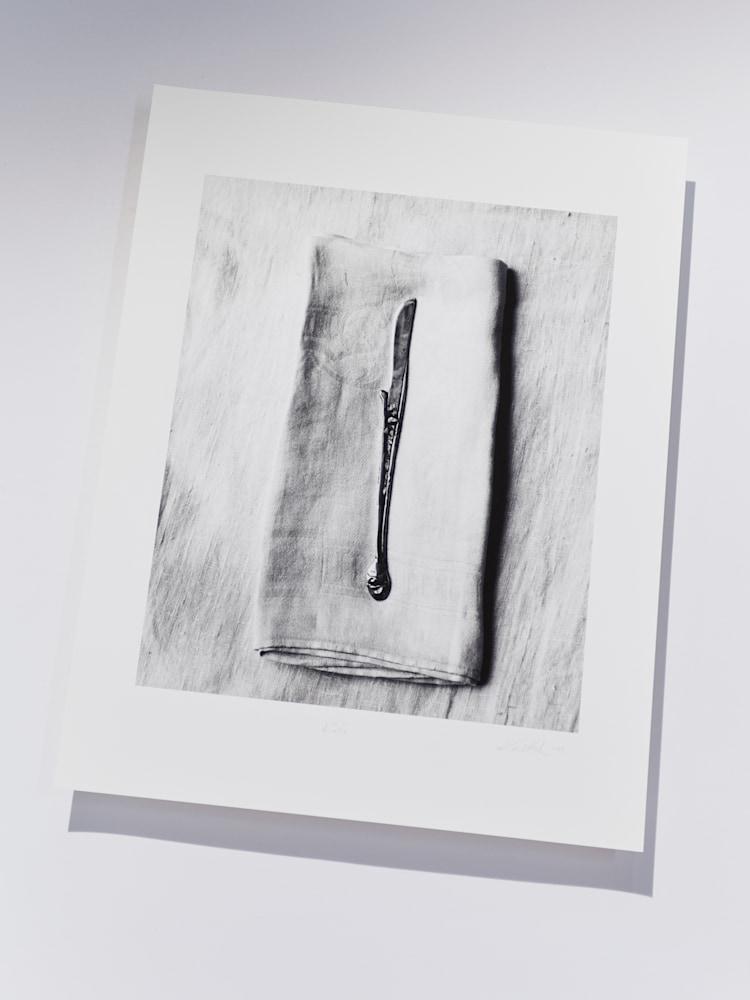 knife print