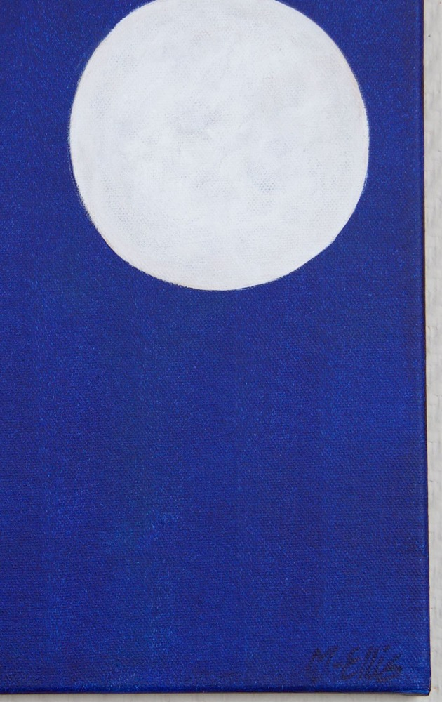 Conversation with the Moon XVII signature
