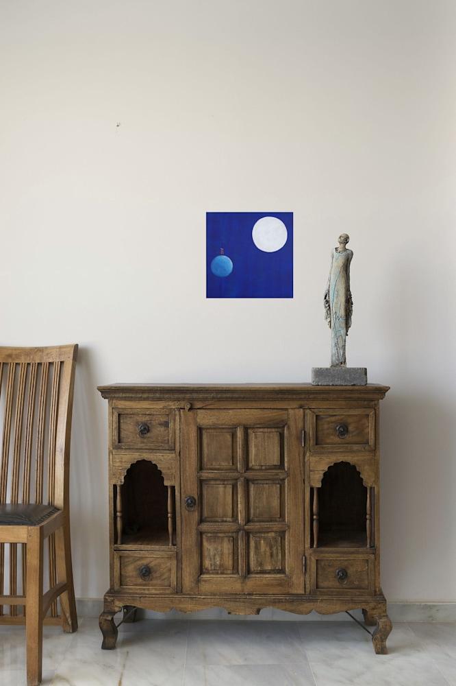 Conversation XVII interior