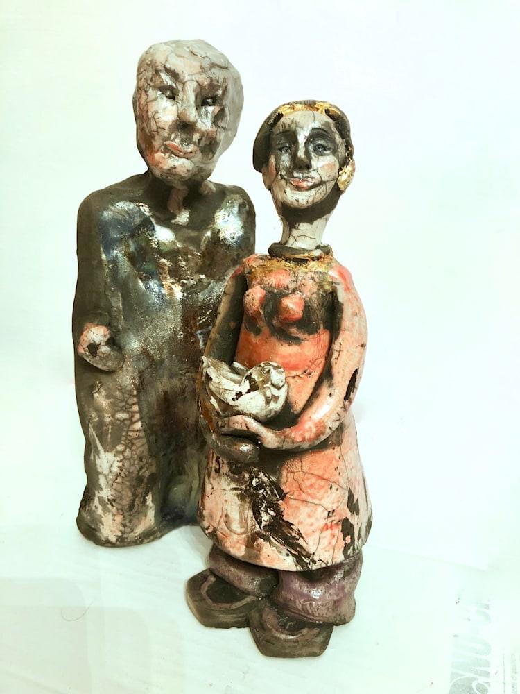 Sculpture Peace Bringers, 10