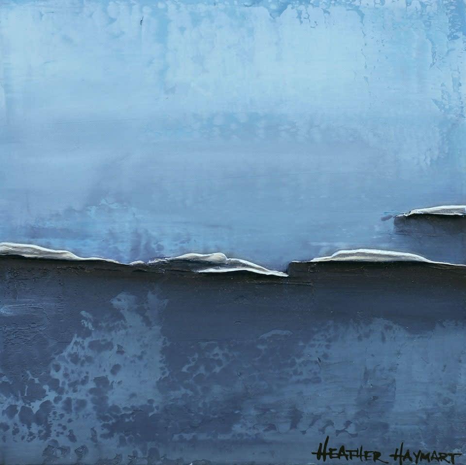 Blue Truth by Heather Haymart Sm