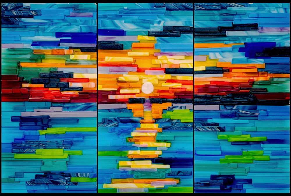 Thunderbird sunset trip 2