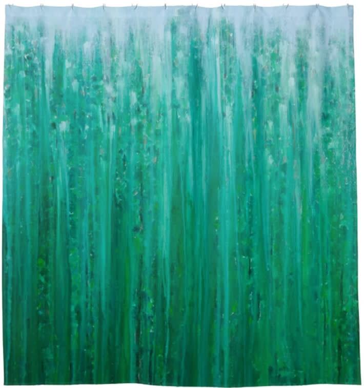 ShowerCurtain Forest2