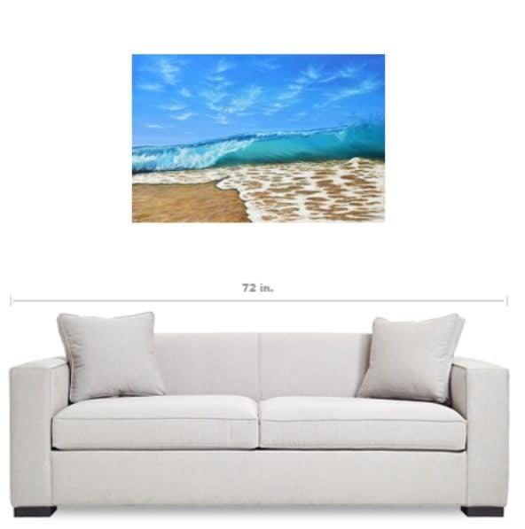 Beach Walk Virtual Room View