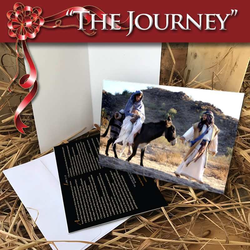 Greeting Card The Journey web