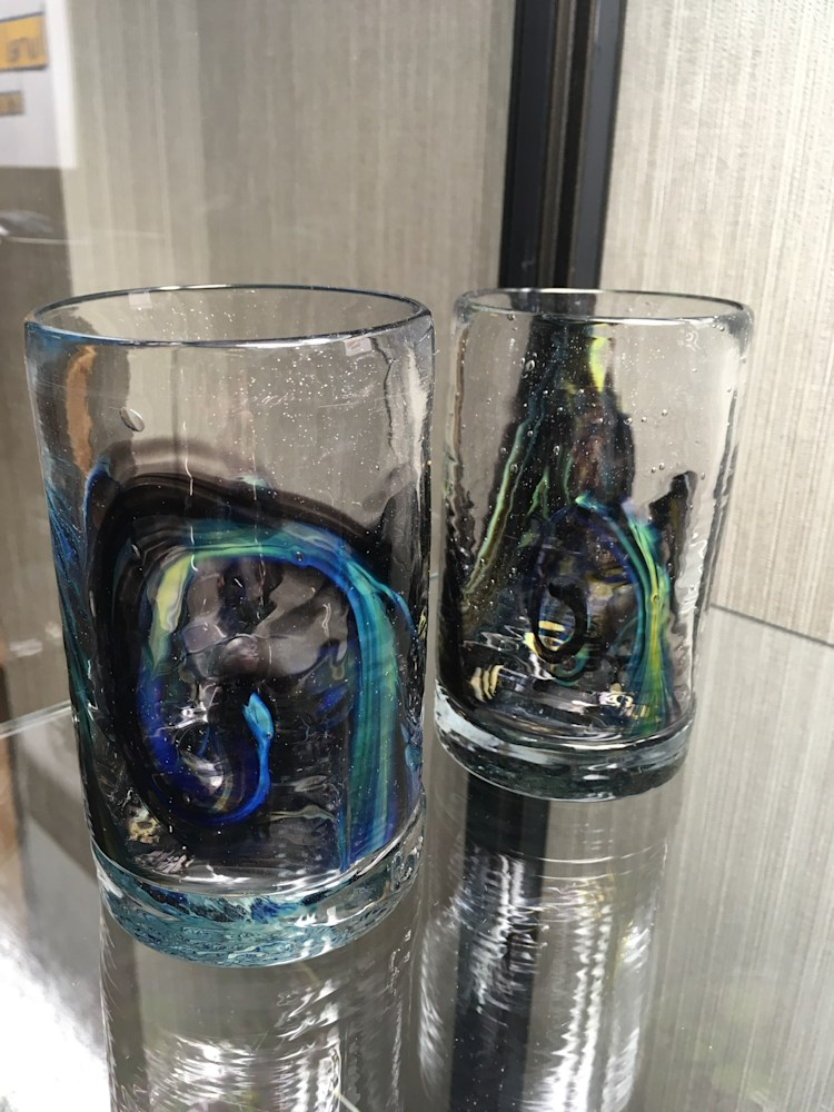 Norther Lights Tumblers