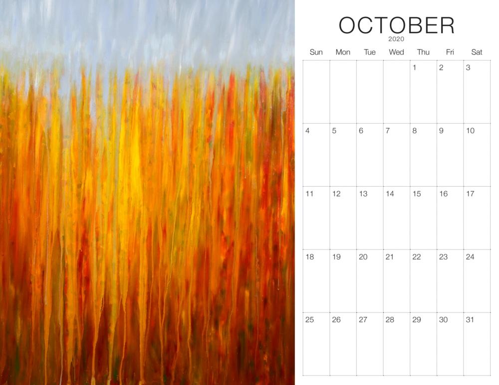 October Sample Month