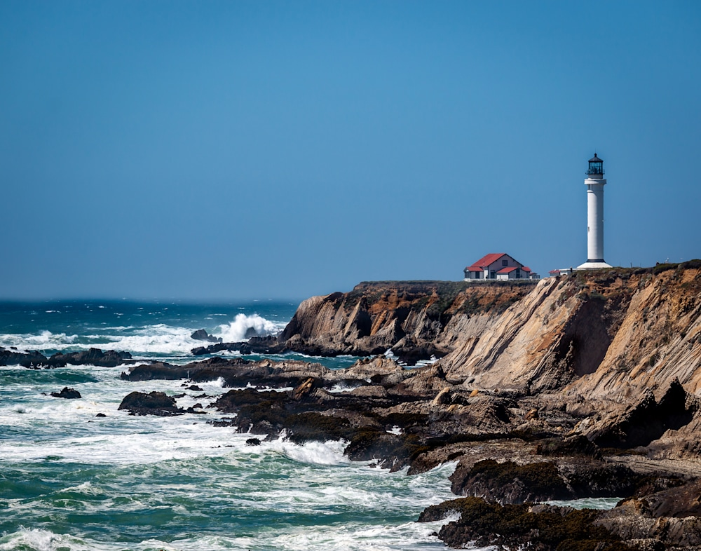 Point Arena Lighthouse 0212