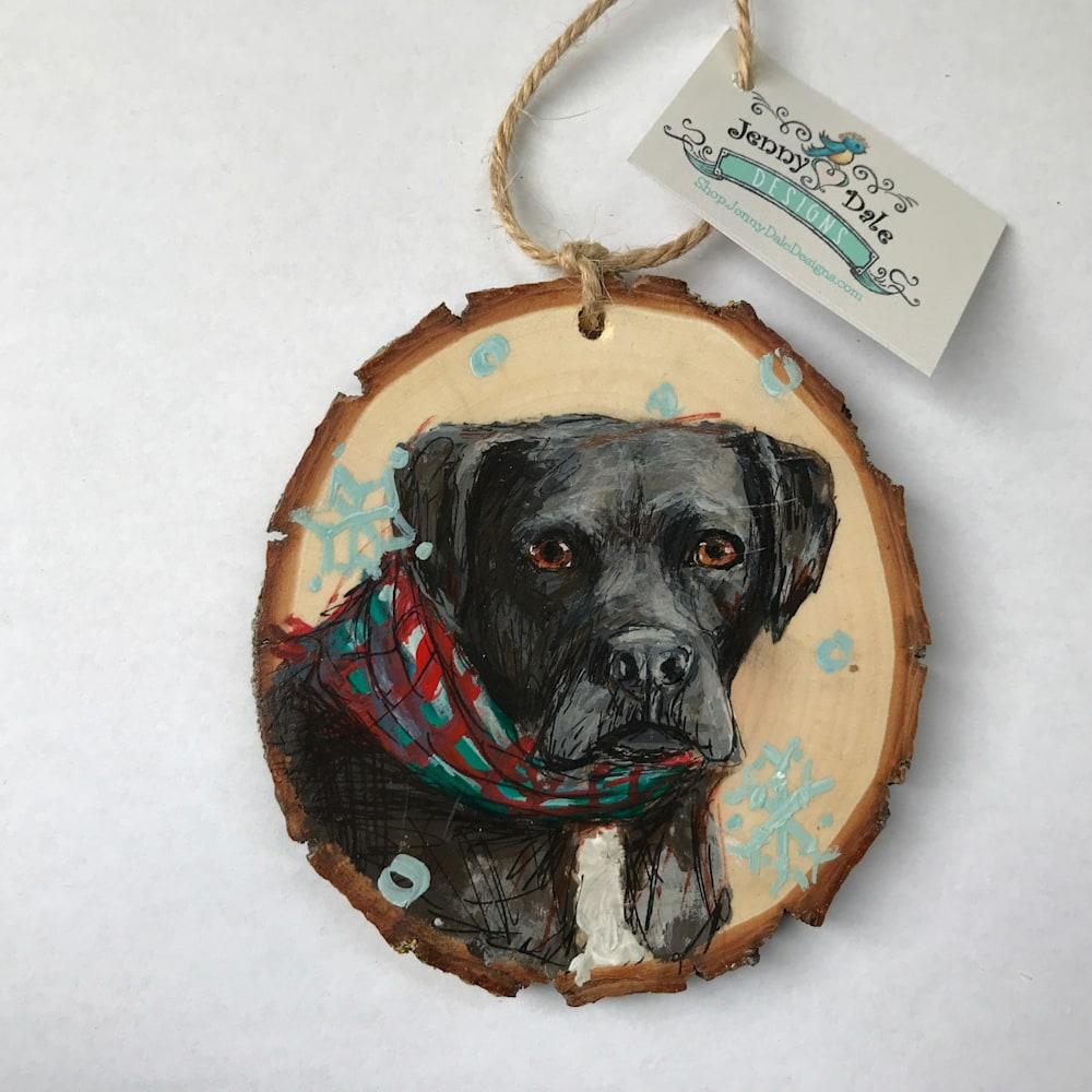 Jenny Dale Designs Pet Portrait 4