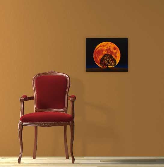 Blood Moon VIRTUAL ROOM