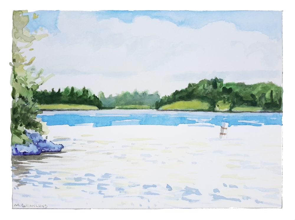 Lake Bouy