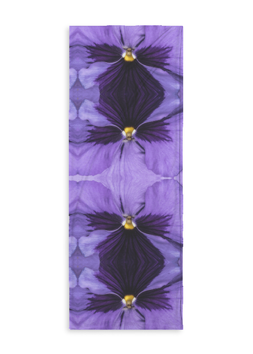 Pansy Infinity Scarf