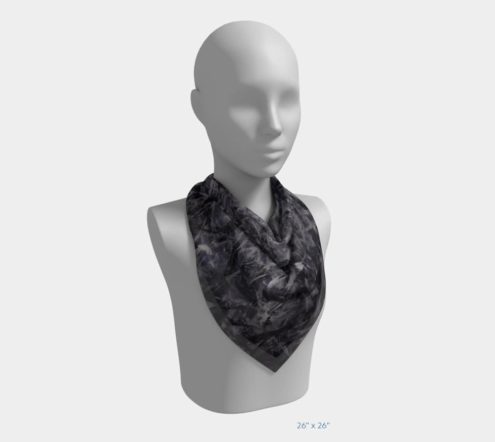An Unordered Universe by Beth Shapiro 26x26 scarf