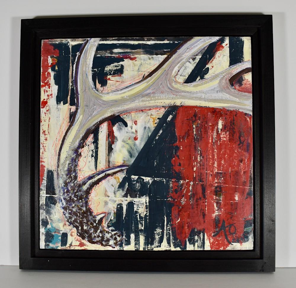 Antler #1   frame