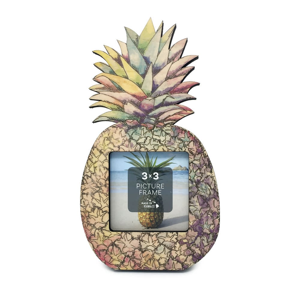 TG Pineapple Cutout Frame