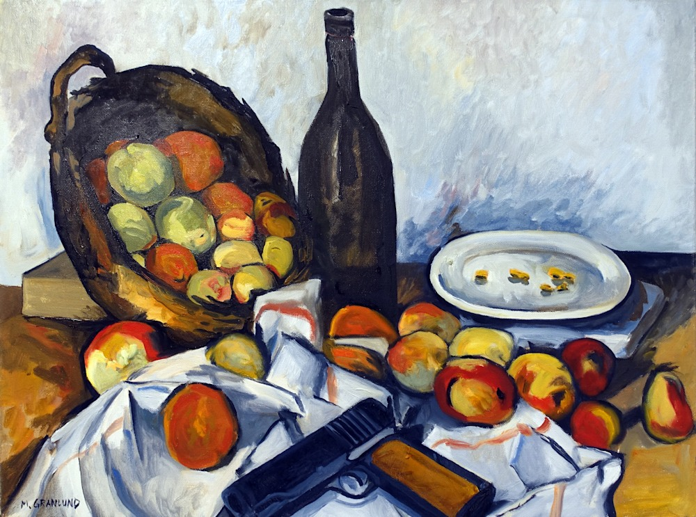 Still Life with the Fruits of the Revolution