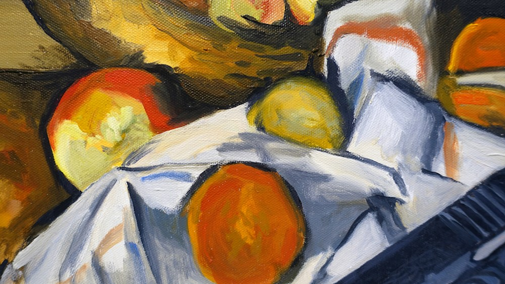 Still Life with the Fruits of the Revolution   detail2