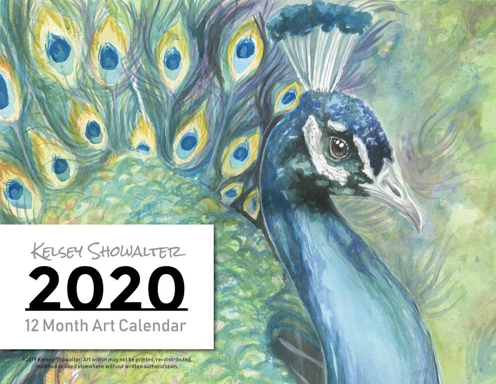 Art Calendar 2020